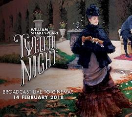 RSC Live: Twelfth Night (2018) thumbnail image