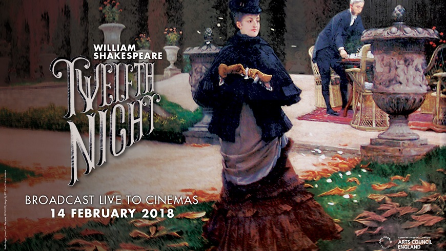 RSC Live: Twelfth Night (2018) main image