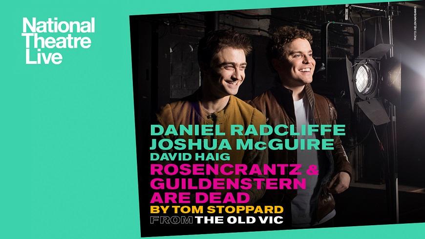 NT Encore: : Rosencrantz & Guildenstern are Dead