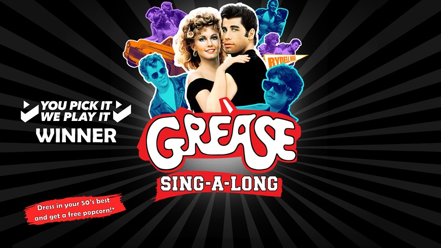 Grease Sing-A-Long main image