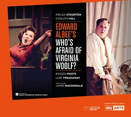 NT Live: Who's Afraid of Virginia Woolf? thumbnail image