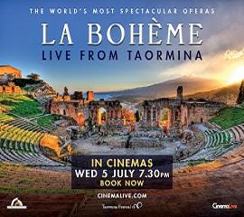 La Bohème: Live From Taormina 2017 thumbnail image