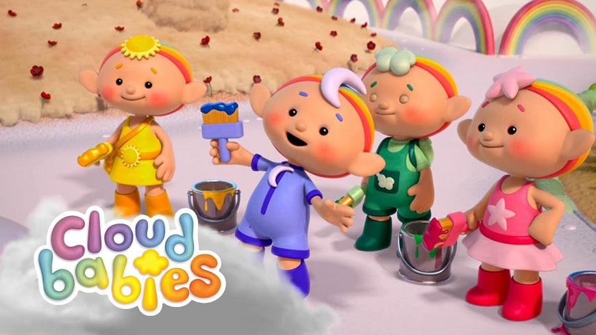 Toddler Time: Cloudbabies Programme 3