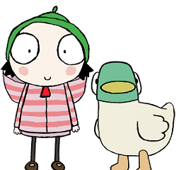 Toddler Time: Sarah & Duck November 2017 thumbnail image