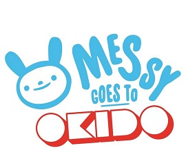 Toddler Time: Messy Goes To Okido
