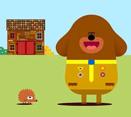 Toddler Time: Hey Duggee October 2017 thumbnail image