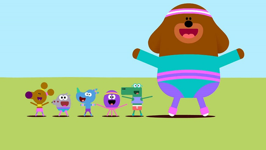Toddler Time: Hey Duggee main image