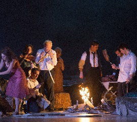 Met Live 17/18: The Exterminating Angel thumbnail image