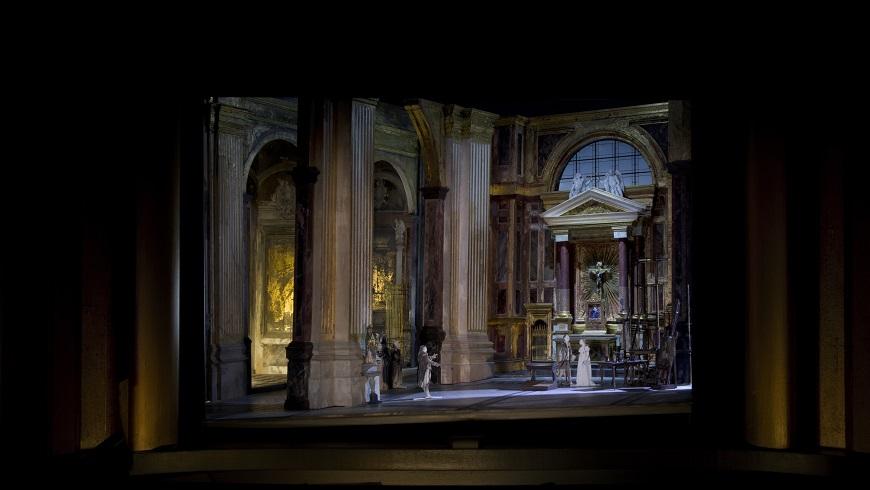 Met Live 17/18: Tosca