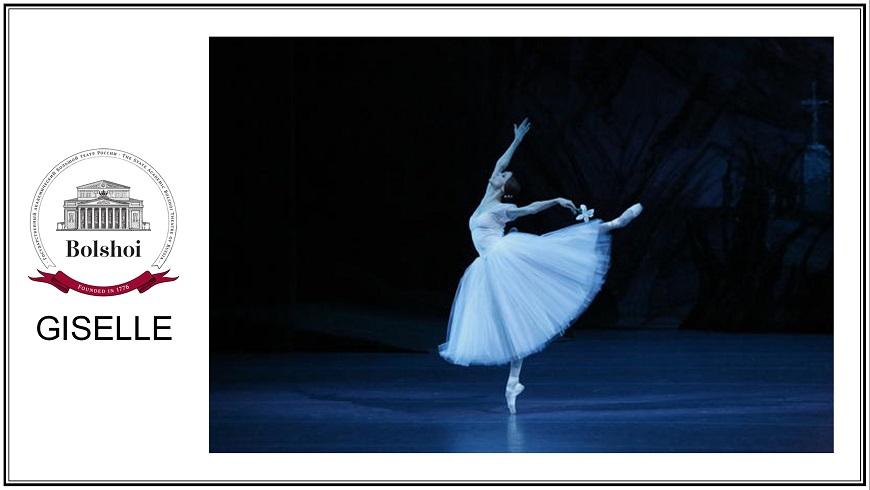 Bolshoi 17/18: Giselle main image