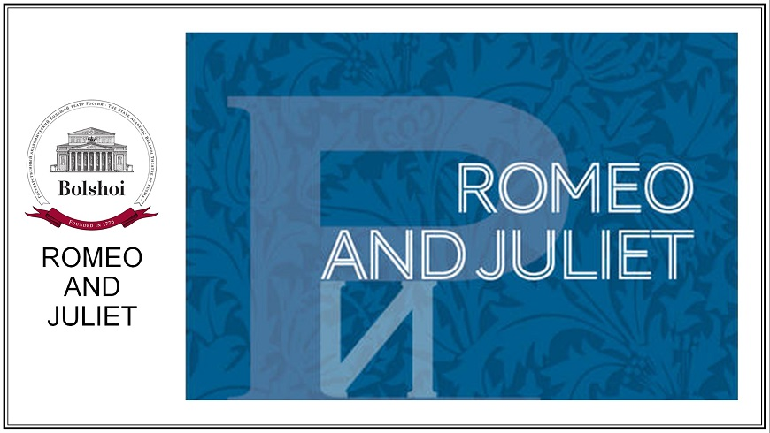 Bolshoi 17/18: Romeo And Juliet main image