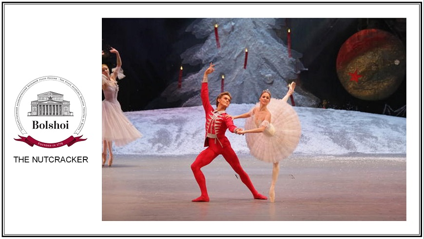Bolshoi 17/18: The Nutcracker