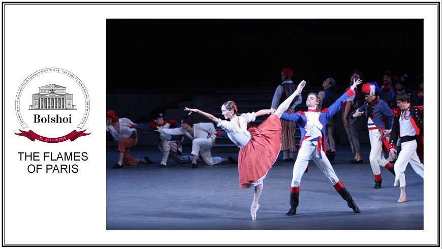 Bolshoi 17/18: The Flames Of Paris