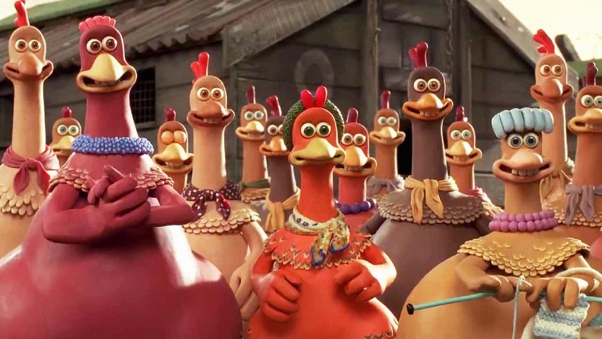 Chicken Run main image