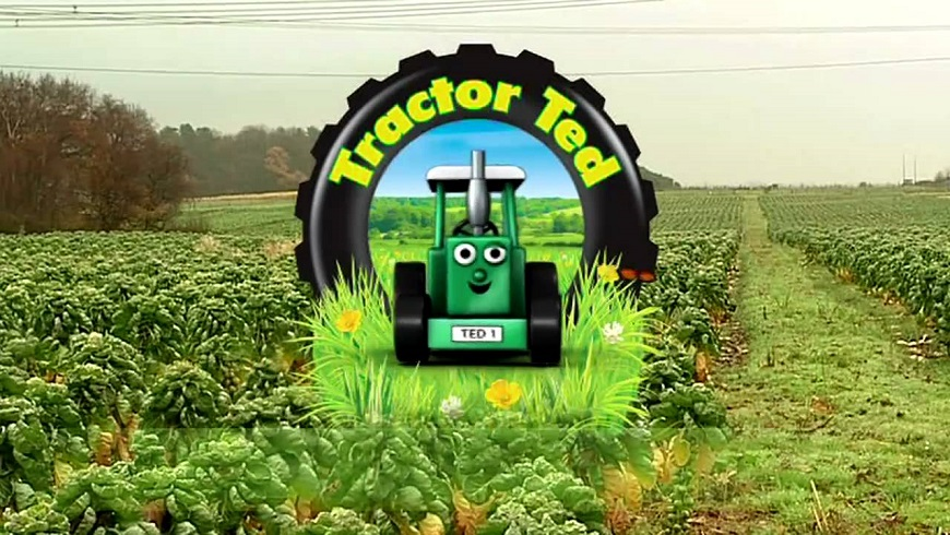 Toddler Time: Tractor Ted