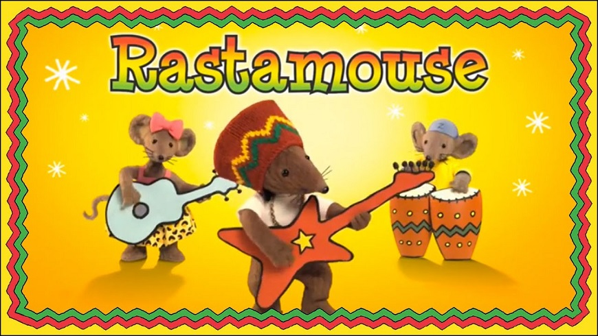 Toddler Time: Rastamouse: Techno Time main image