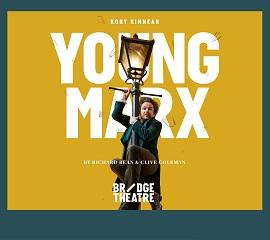 NT Live: Young Marx thumbnail image