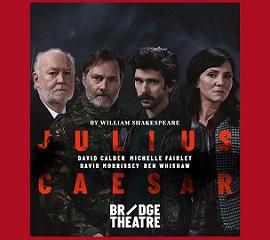 NT Live: Julius Caesar thumbnail image