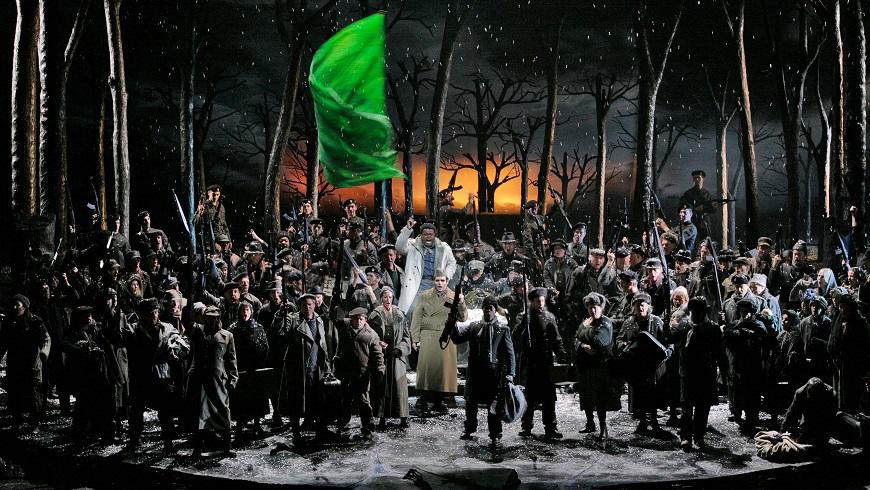 Met Opera Summer Encore: Macbeth