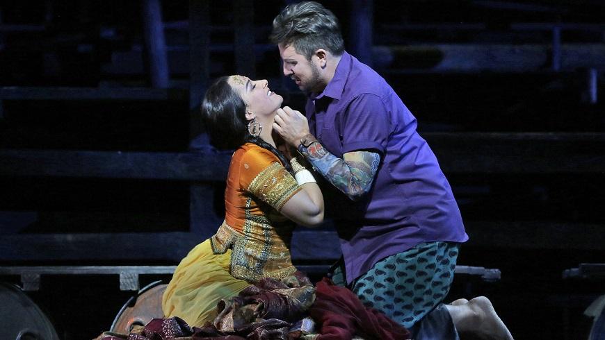 Met Opera Summer Encore: Les pêcheurs de perles