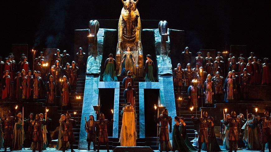 Met Opera Summer Encore: Nabucco