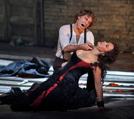 Met Opera Summer Encore: Carmen thumbnail image