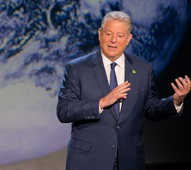 Al Gore in Conversation + An Inconvenient Sequel thumbnail image