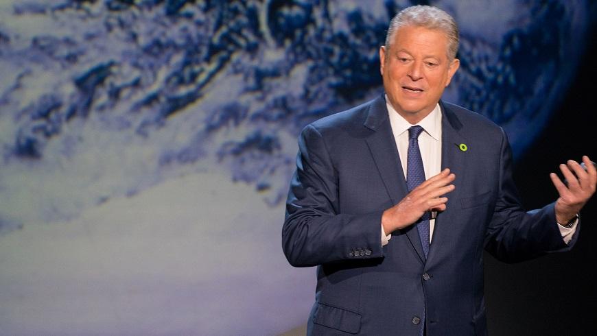 Al Gore in Conversation + An Inconvenient Sequel