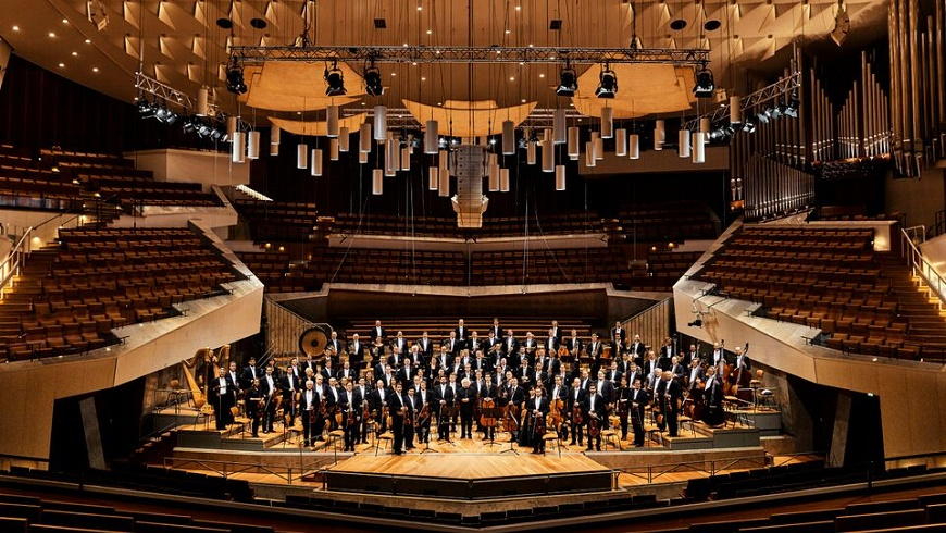 Berliner Philharmoniker Live - The New Year's Eve Gala Concert