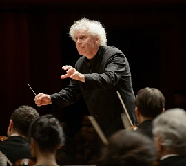 Berliner Philharmoniker Live - Sir Simon Rattle's Farewell Conce thumbnail image