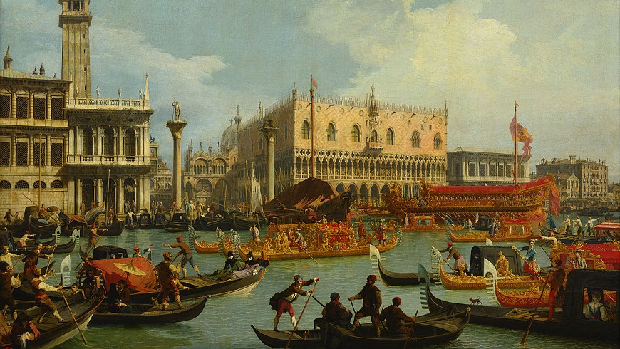 Exhibition: Canaletto and the Art of Venice