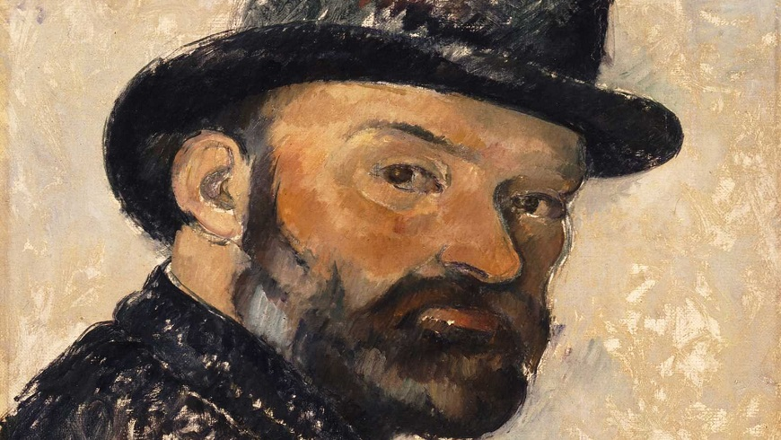 Exhibition: Cézanne Portraits Of A Life