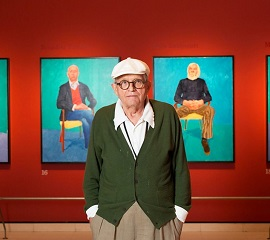 Exhibition: David Hockney at the Royal Academy Of Art thumbnail image