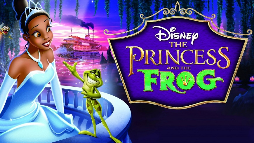 The Princess & The Frog main image
