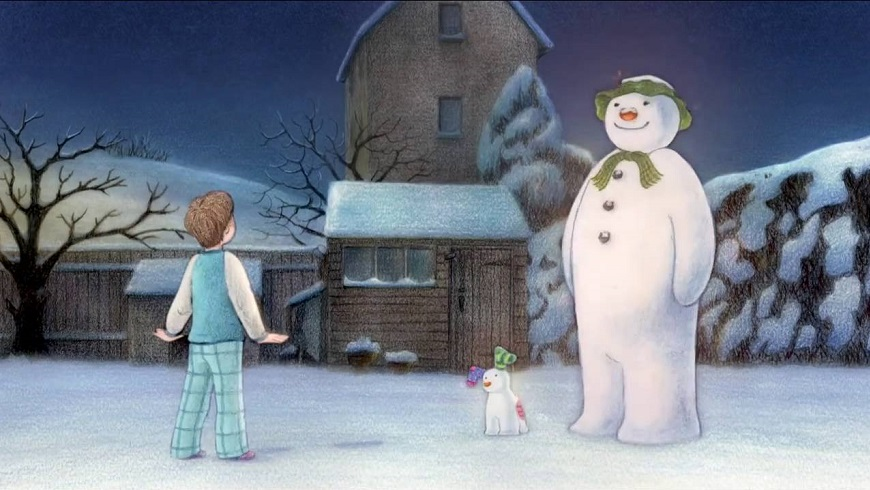 Toddler Time: The Snowman & The Snowdog