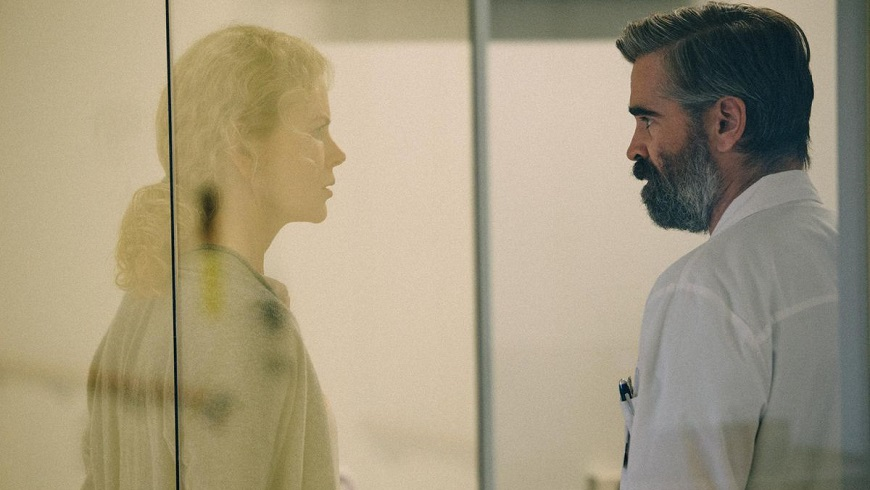 The Killing of a Sacred Deer main image