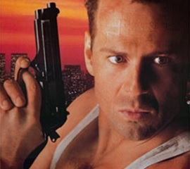 Die Hard plus Short Film