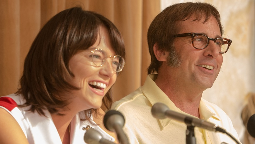Battle Of The Sexes main image