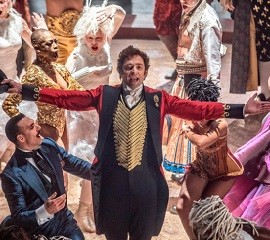 Dementia Friendly Screening: The Greatest Showman thumbnail image