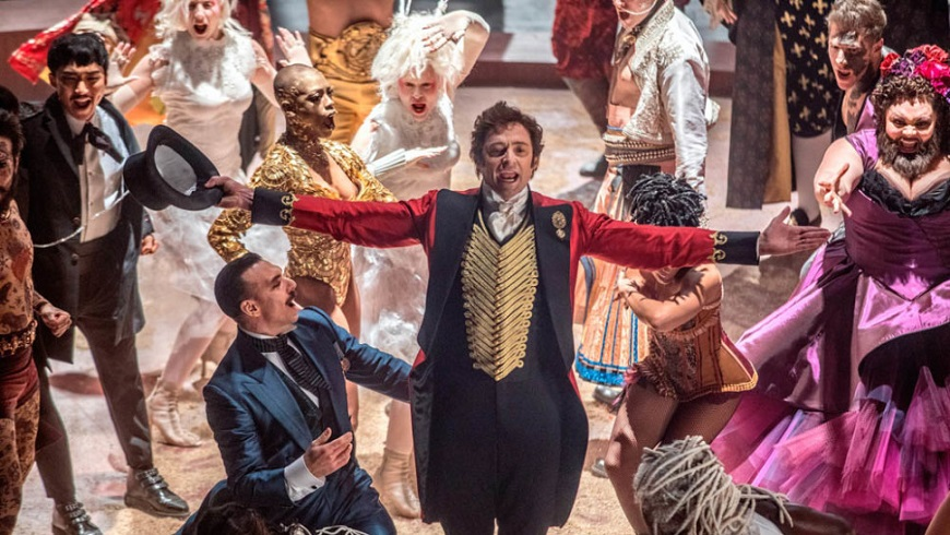 The Greatest Showman main image