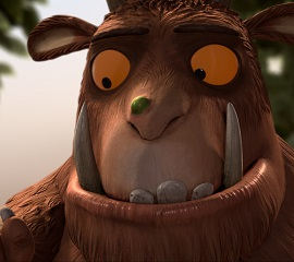 The Gruffalo & The Gruffalo's Child thumbnail image