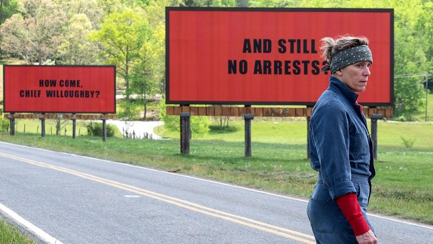 Three Billboards Outside Ebbing, Missouri main image