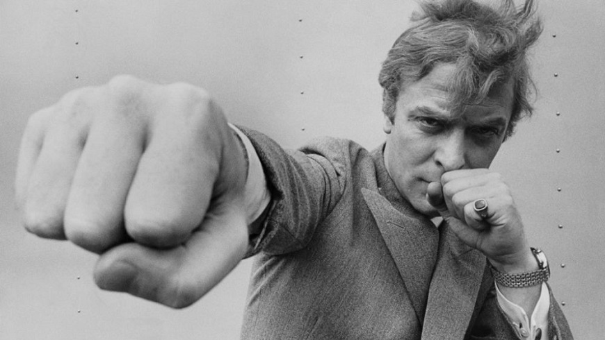 My Generation + Satellite Q&A with Michael Caine