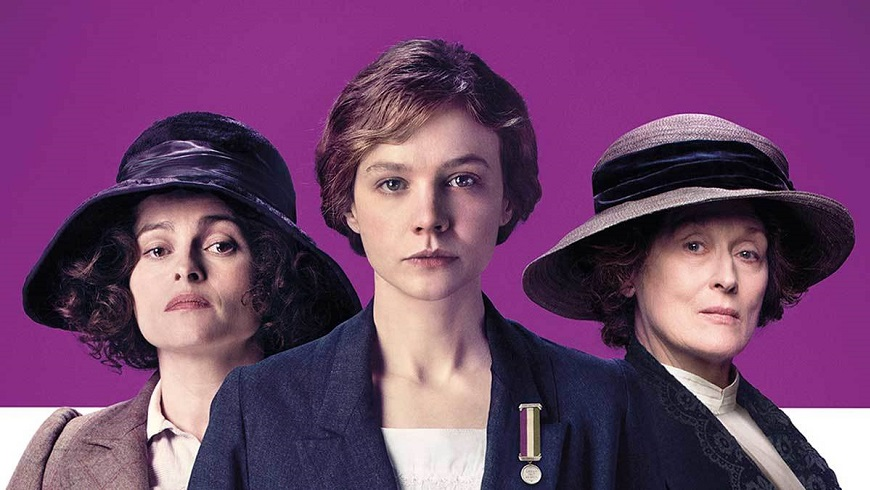Suffragette - Bury Festival 2018 main image