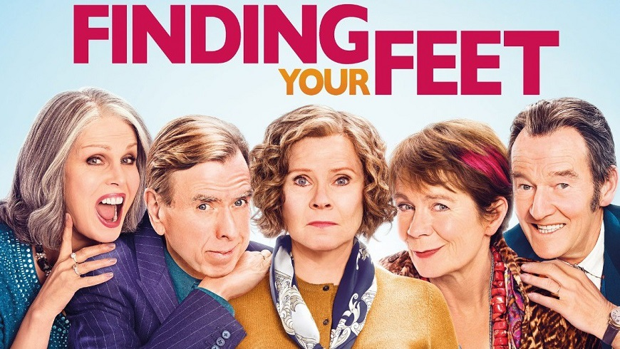 Finding Your Feet main image