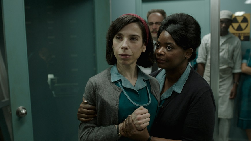 The Shape Of Water main image