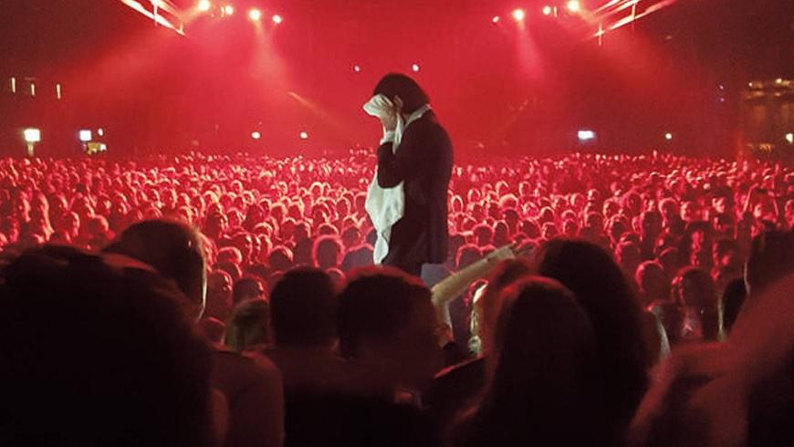 Distant Sky: Nick Cave Live in Copenhagen
