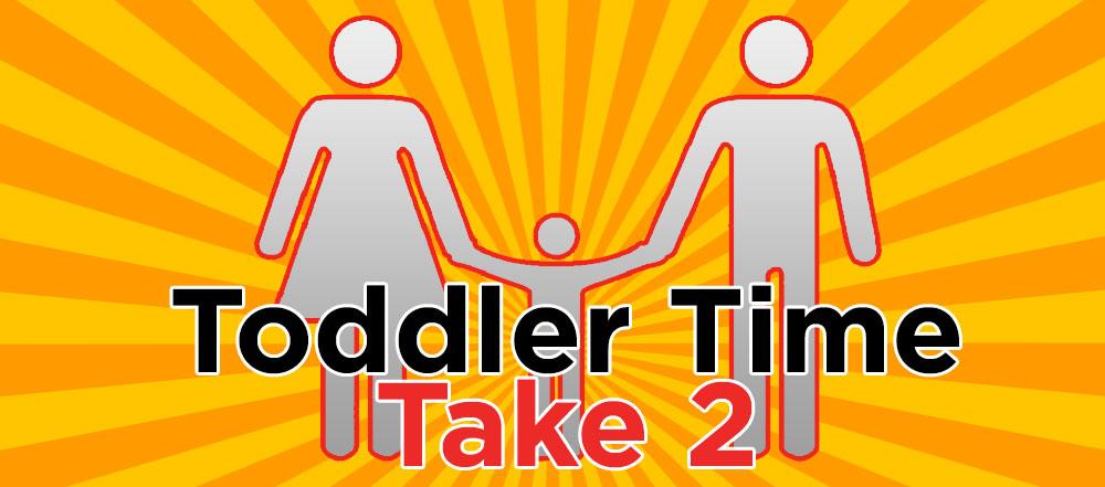 Toddler Time - Take 2 image