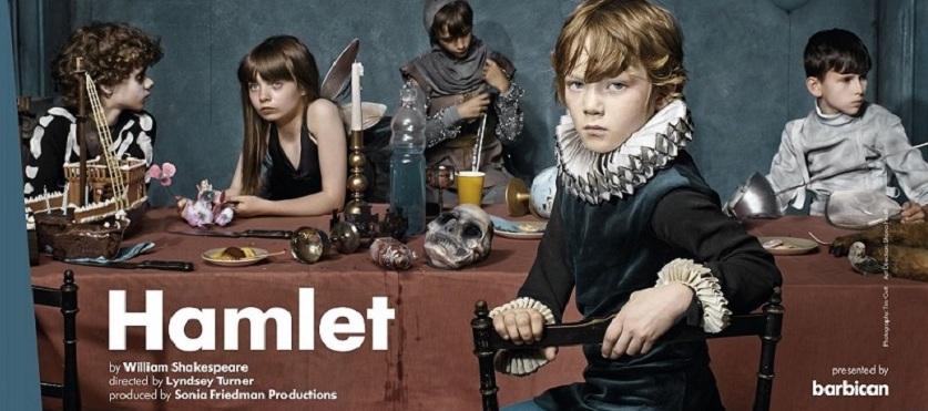 Hamlet with Benedict Cumberbatch image