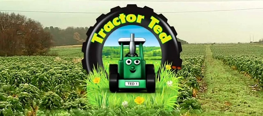 Tractor Ted image